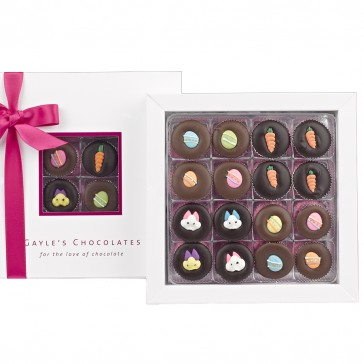 16-pc. Easter or Spring Chocolate Cups