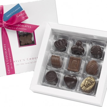 18 Pc Classics Assortment