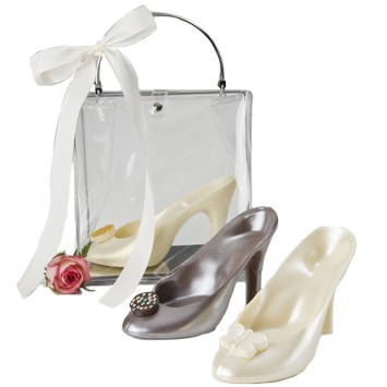 High Heel Wedding Shoe