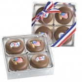 4 Pc USA Oreo Cookies
