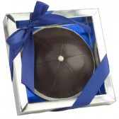 Dark Chocolate Yarmulke