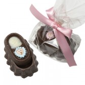 Chocolate Baby Bassinet