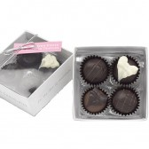 4-pc. Truffle Assortment