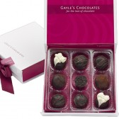 9-pc. Dark Truffle Assortment