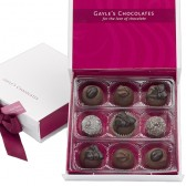 9-pc. Milk Truffle Assortment