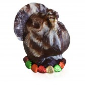 Chocolate Party Turkey With Constant Craving Stuffing