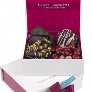 All Chocolate Covered Fruit Box