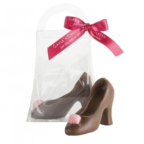 Small Milk Chocolate Shoe