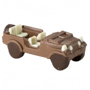 Chocolate Jeep