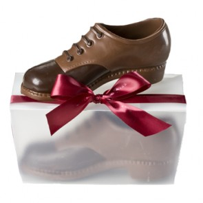 Men's Chocolate Oxford Shoe